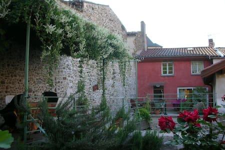 Chambre D'hôtes Camille Condrieu  - Condrieu - Inap sarapan