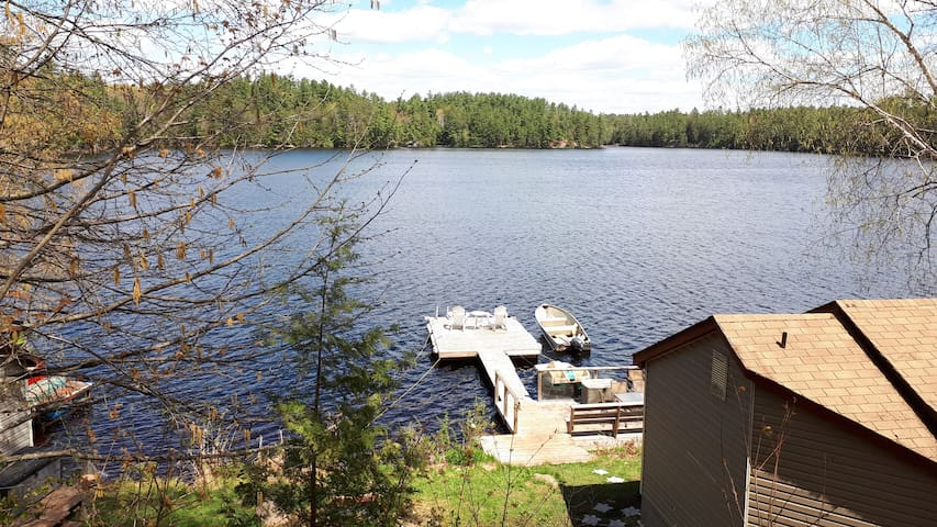 Sullivan's Retreat on Cavendish Lake