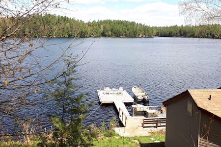 Sullivan's Retreat on Cavendish Lake