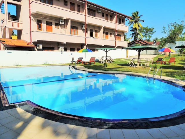 ONE BED ROOM APARTMENT - Colombo Airport - Apartamento