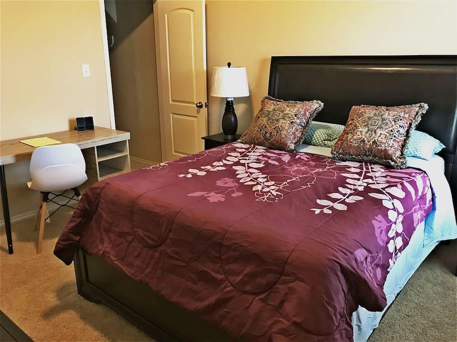 Your sweet bedroom