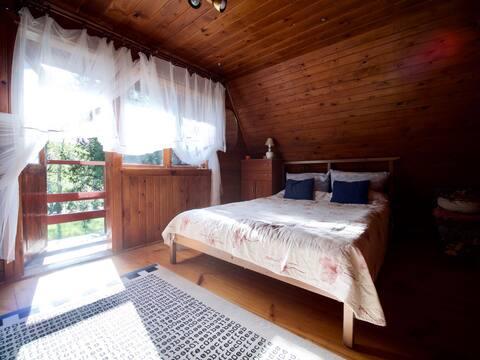 Unique River Cabin