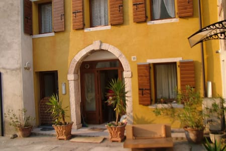 Pied a terre fra Venezia e Cortina - Quero - Flat
