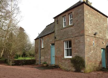Groom's House on Country Estate - Jedburgh