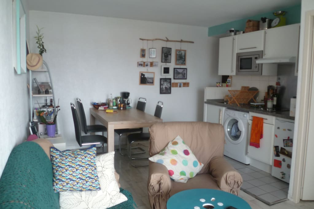 t2 proche bayonne anglet biarritz appartamenti in affitto a bayonne aquitania francia. Black Bedroom Furniture Sets. Home Design Ideas