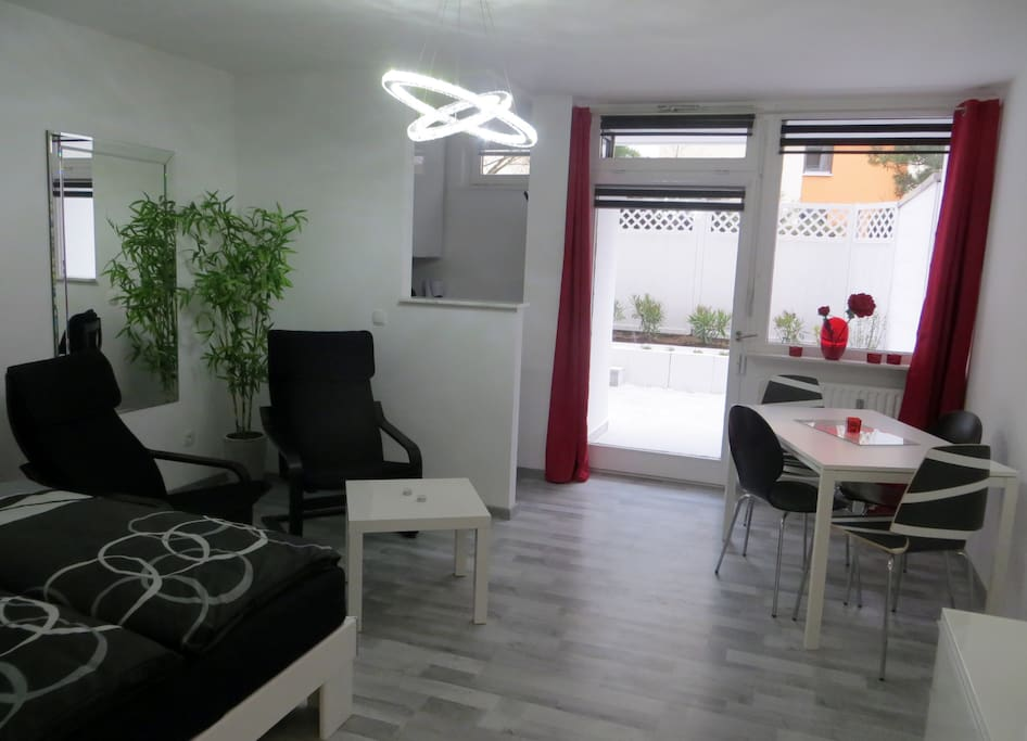 City comfort apartment apartments for rent in augsburg for Augsburg apartments for rent