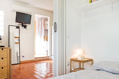 Cosy studio in the old city center - Barcelona - Apartment