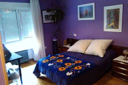 Casa cerca de Balneario y Golf - Caces (Oviedo) - Huis