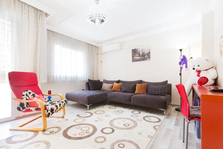 Relax & Discover the City! - İzmir - Flat