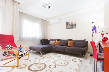 Relax & Discover the City! - İzmir - Apartment