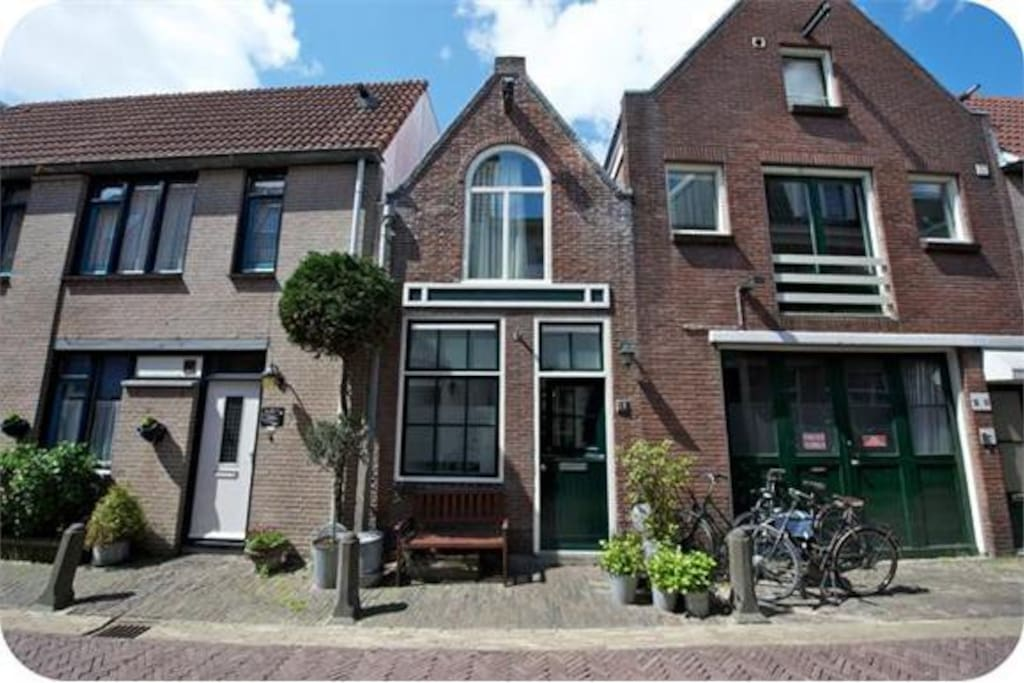 My cute and cosy house in the city center of Haarlem