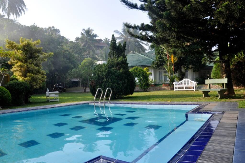 Private Pool....
