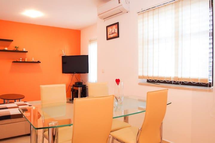 Apartment with 2 bedrooms in Makarska MAGERB-A2 - Makarska - Flat