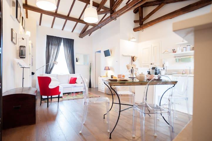 LA CHIAVE DI SOPRANO  charming view - Orvieto - Apartment