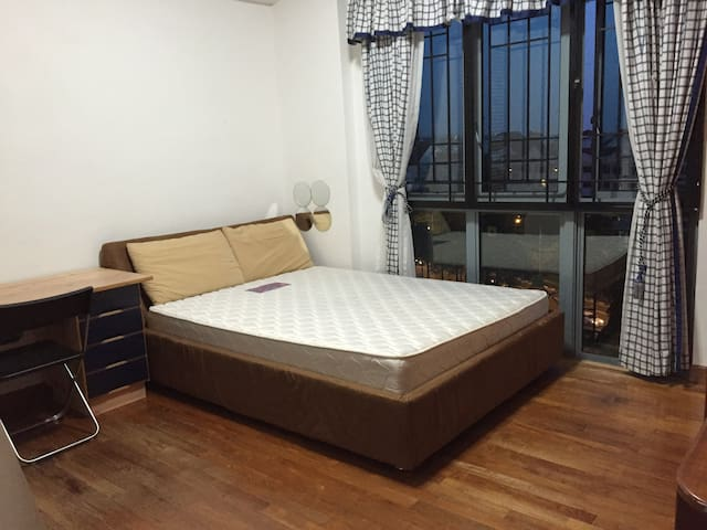 Spacious Condo Master Room for rent