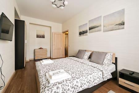 Тихий центр, уютно, чисто, у метро #2 - Moskva - Apartment