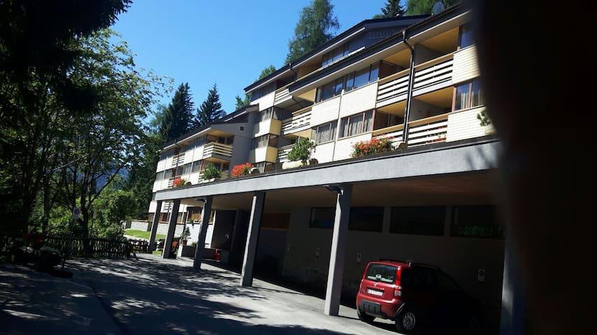 Condominio I Larici  Appartamento 7/ Folgarida