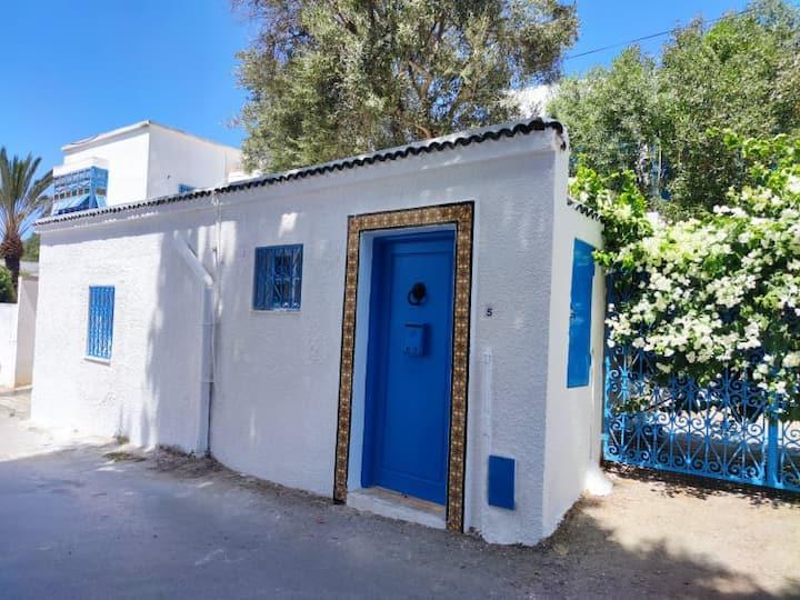 Studio de charme à Sidi Bou Saïd
