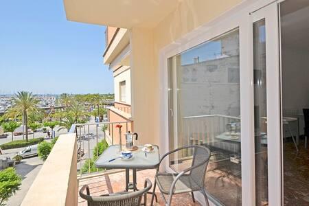 Céntrico apartamento en Puerto de Alcúdia - Alcúdia - Apartmen