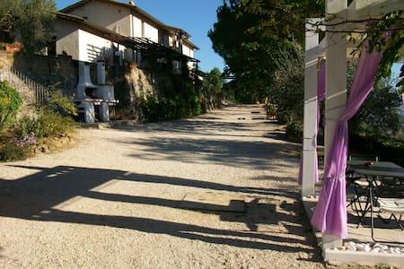 Viaggio ad Assisi - Bettona - Wohnung