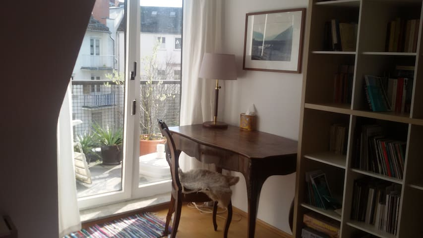 Mediterranes Flair in der City - Wiesbaden - Apartamento