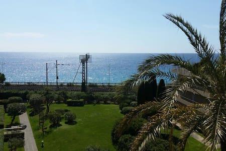 Cannes appartement vue mer - Cannes - Apartment