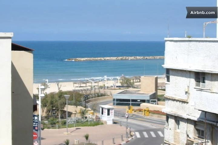 LUXURY 2 BEDROOMS BOGRASHOV BEACH - Tel Aviv-Yafo - Flat