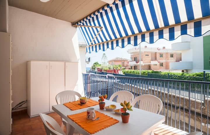 Holiday Apartment in Recanati - Giardini Naxos