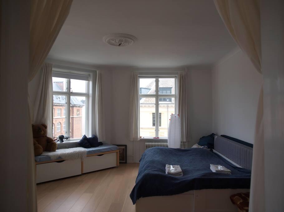 Second (kids') bedroom
