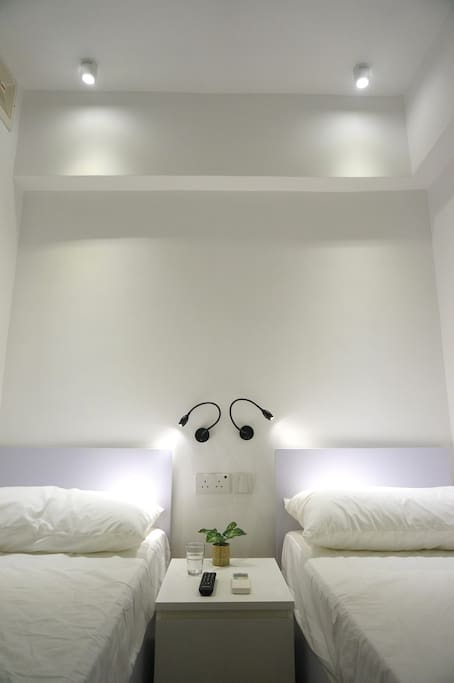 Twins Bed Room