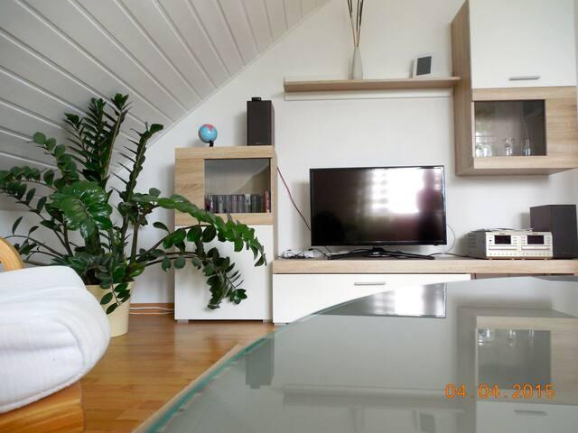 Moderne 2 Raumwohnung am Stadtrand - Дрезден - Квартира