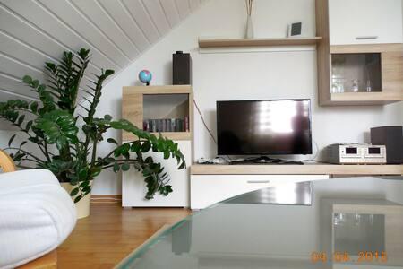 Moderne 2 Raumwohnung am Stadtrand - Дрезден