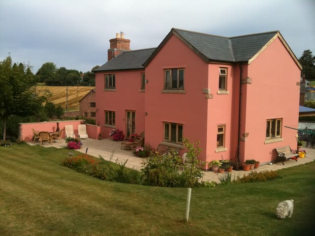 Wharton Farm Cottage - Herefordshire - Apartemen