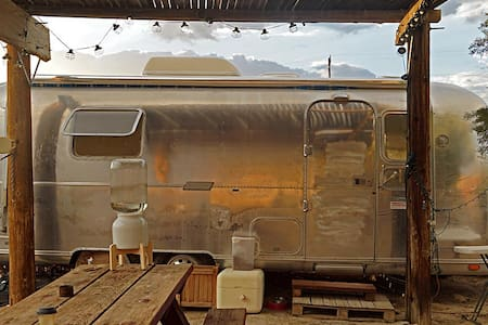Desert Airstream Delight