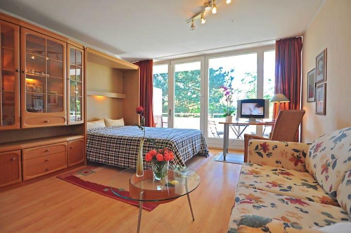 Gemütliches Appartment in schöner, ruhiger Lage - Bonn - Apartamento