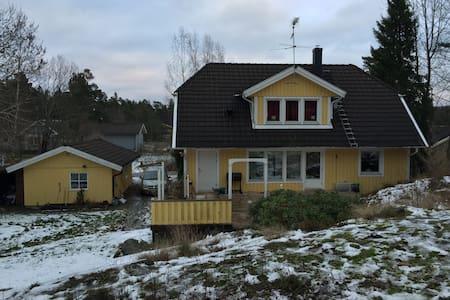 Affordable villa -  Stockholm  - Värmdö