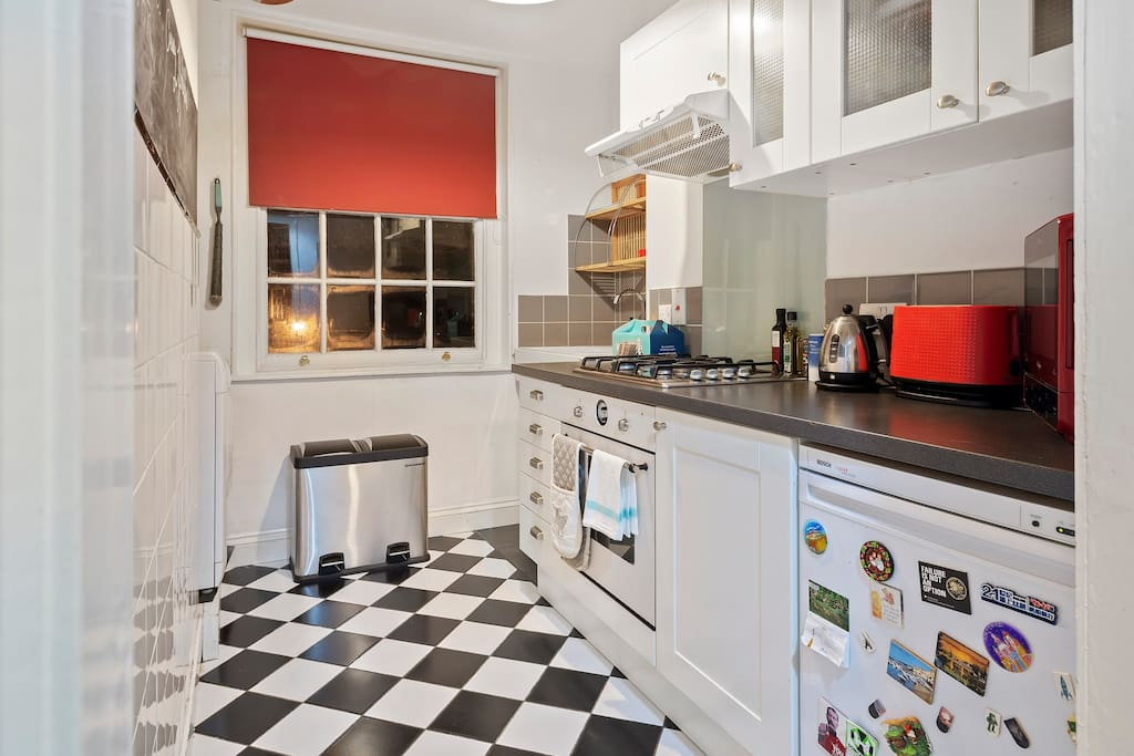 This property has everything you need; a fully-equipped kitchen...