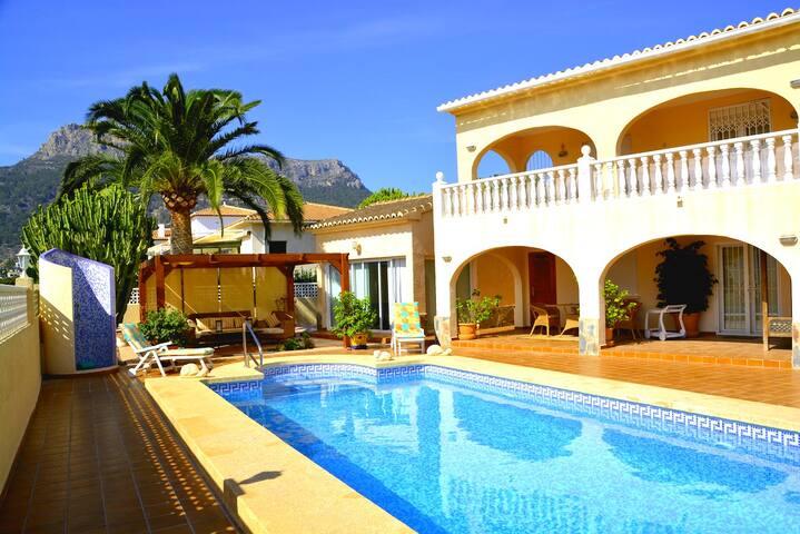 Villa El Tosal - Calp - Villa