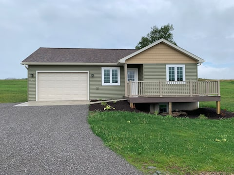 Brand New House in Rural PA with UTV Rentals