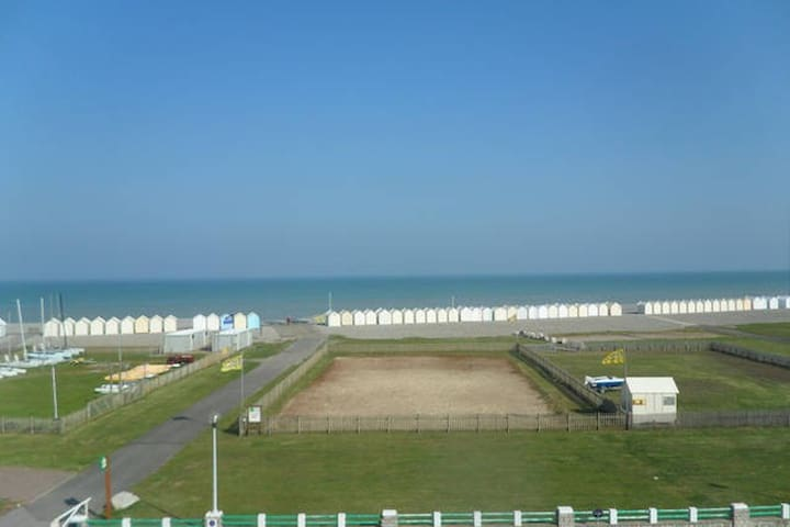 B&B sea vue : 4pers (2rooms/2bath) - Cayeux-sur-Mer - Bed & Breakfast