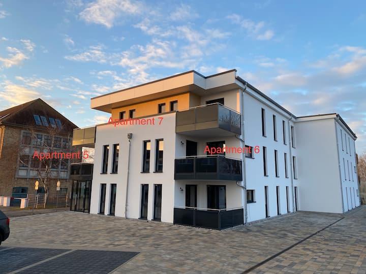 Haus Meerruhe Karlshagen Apartment 5
