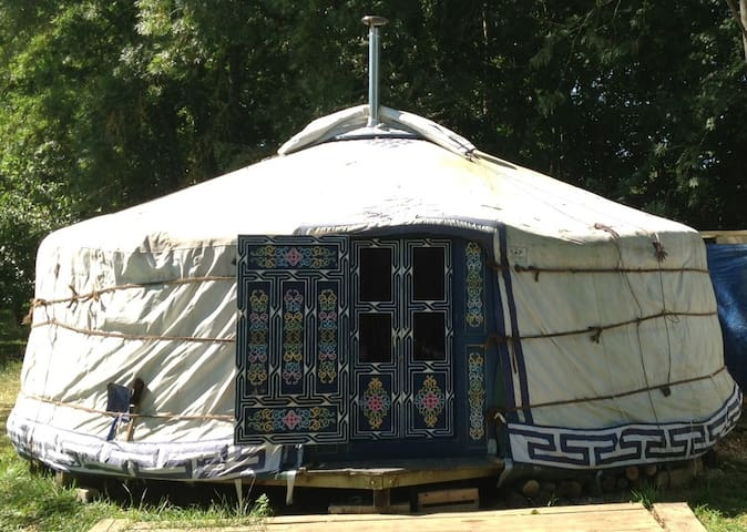 Yurt Magic  - Marigny-le-Cahouët - Jurtta