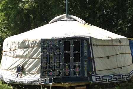 Yurt Magic  - Marigny-le-Cahouët - 유르트(Yurt)
