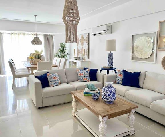Hermoso apartamento de alquiler en Juan Dolio
