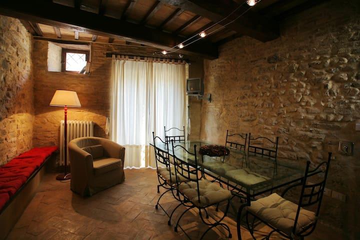 Melanzio - Montefalco - Appartement