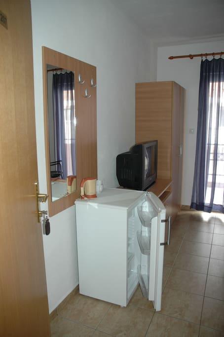 Villa Zec Goran Twin room 207