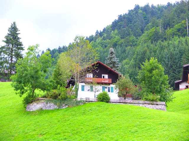 Unique Austrian Forester's House - Sonntag - บ้าน