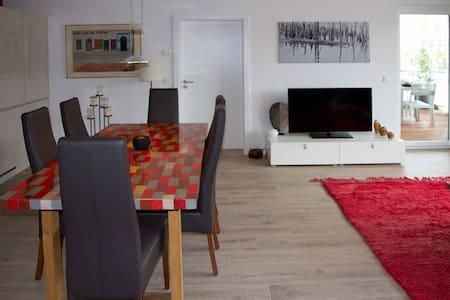 Moderne Zwei-Zimmer-Wohnung, 76 qm - Saarlouis - Apartmen