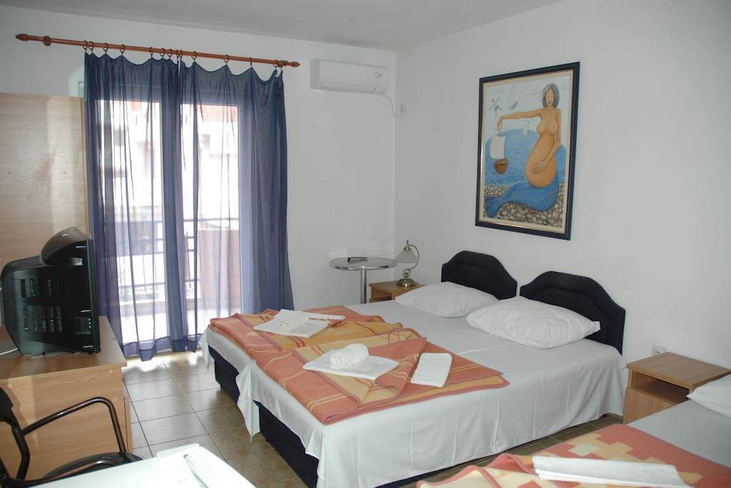 Villa Zec Goran Triple room 208