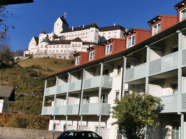 Aparthotel-Haus Hohenaschau
